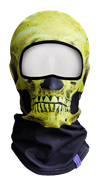 Flavour ARC Skull Yellow - фото 5414