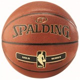 SPALDING NBA GOLD INDOOR/OUTDOOR №7 76-014z