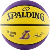 SPALDING NBA Team Los Angeles Lakers №7 83-510z