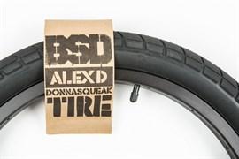 BSD Donnasqueak сталь BMX Покрышка