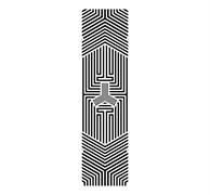 Triad Logo Шкурка для самоката