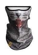 PRIMO ORIGINAL GRAY CAT Бандана-маска-шарф